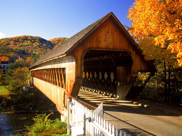 Spectacular Pictures Of Covered Bridges (17)