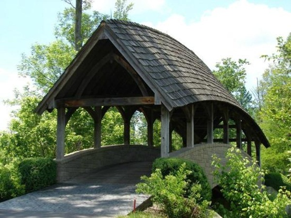 Spectacular Pictures Of Covered Bridges (18)