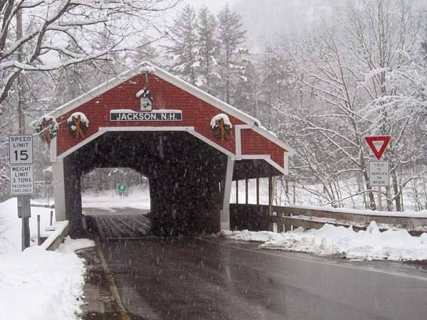 Spectacular Pictures Of Covered Bridges (2)