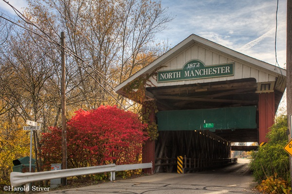Spectacular Pictures Of Covered Bridges (26)