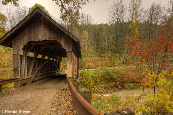 Spectacular Pictures Of Covered Bridges (31)