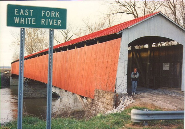 Spectacular Pictures Of Covered Bridges (32)