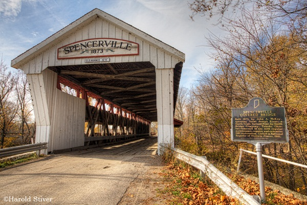 Spectacular Pictures Of Covered Bridges (34)
