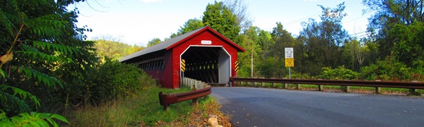 Spectacular Pictures Of Covered Bridges (39)