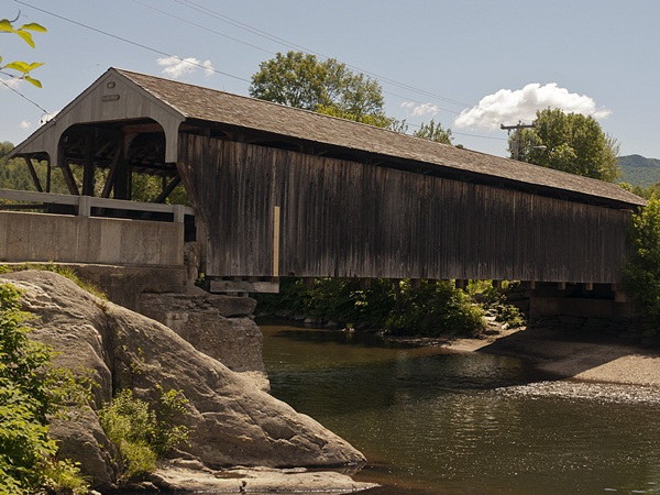 Spectacular Pictures Of Covered Bridges (40)