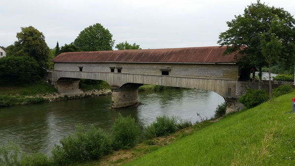Spectacular Pictures Of Covered Bridges (6)