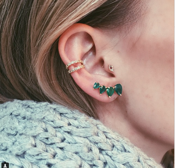 Adventurous Pictures of Ear Piercing (1)