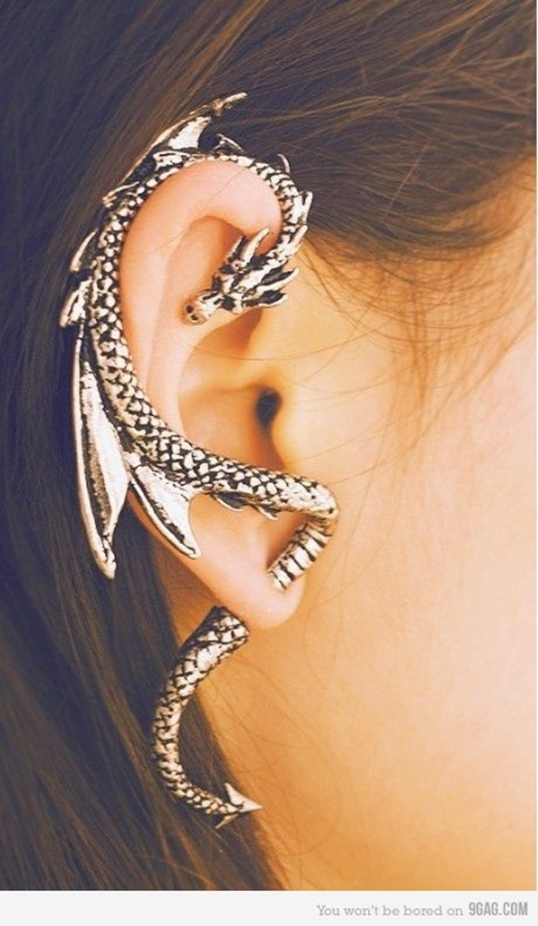 Adventurous Pictures of Ear Piercing (18)