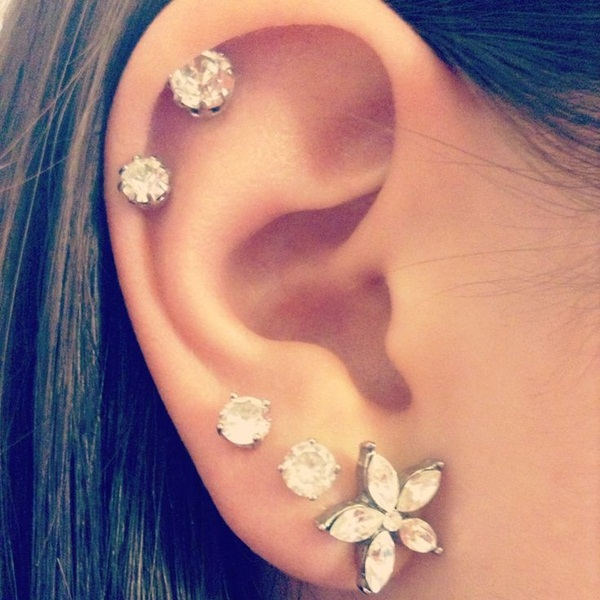 Adventurous Pictures of Ear Piercing (19)