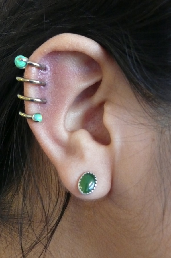 Adventurous Pictures of Ear Piercing (25)