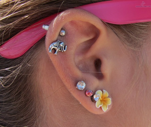 Adventurous Pictures of Ear Piercing (28)