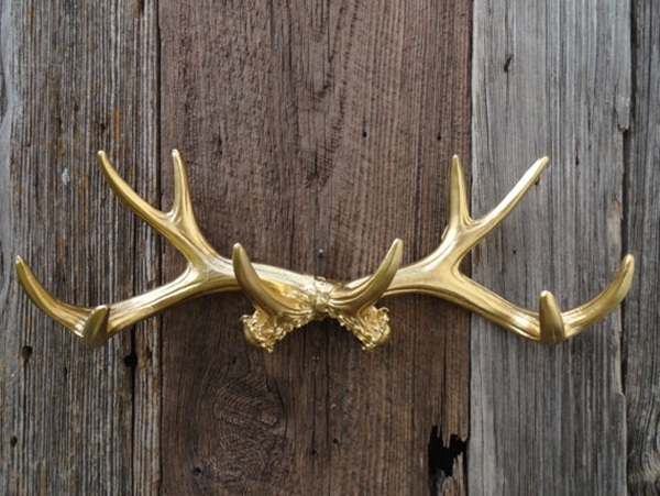 40 Creative Antlers Decoration Ideas