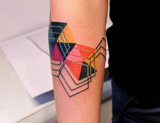 Fictional Topographic Tattoo Inspirations (14)