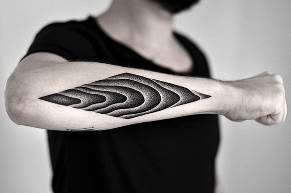 Fictional Topographic Tattoo Inspirations (19)