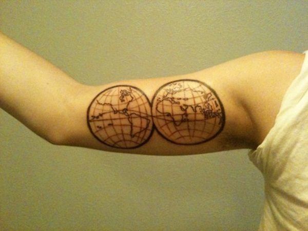 Fictional Topographic Tattoo Inspirations (31)