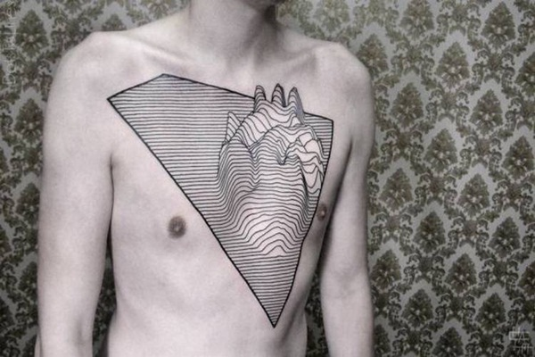 Fictional Topographic Tattoo Inspirations (34)