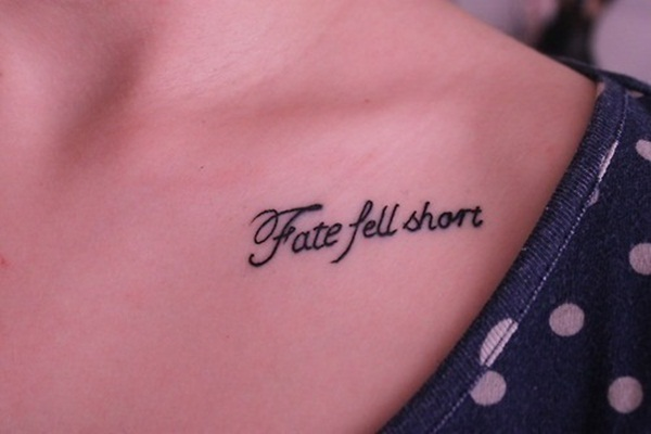 Meaningful Quote Tattoo Designs (1)
