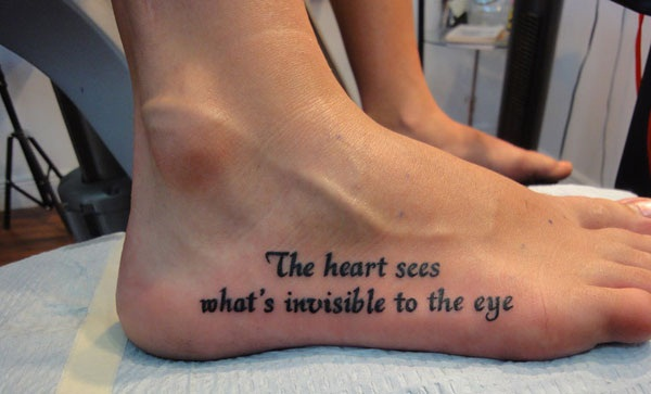 Meaningful Quote Tattoo Designs (42)