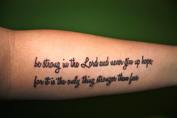 Meaningful Quote Tattoo Designs (47)