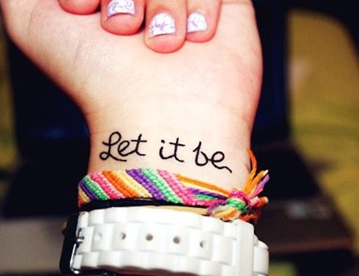 Meaningful Quote Tattoo Designs (52)