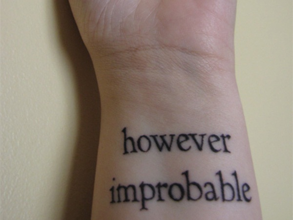 40 meaningful quote tattoo designs for True love tattoos