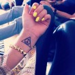 Simple and stunning Triangle Tattoo designs (1)