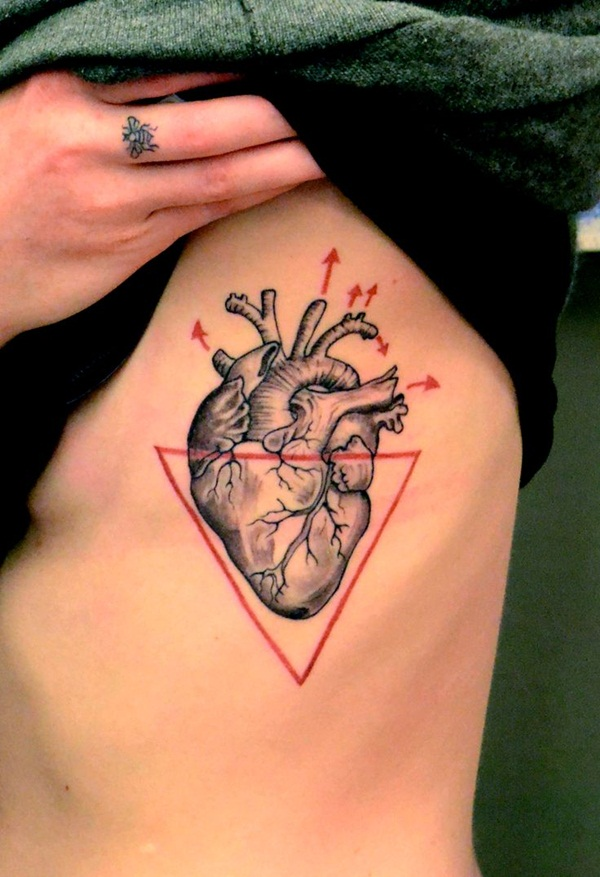 Simple and stunning Triangle Tattoo designs (54)