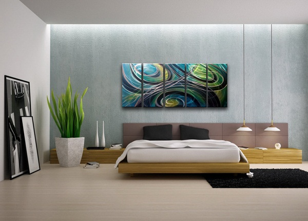 Unique Wall Art Ideas to Make Your Home Alive (3)