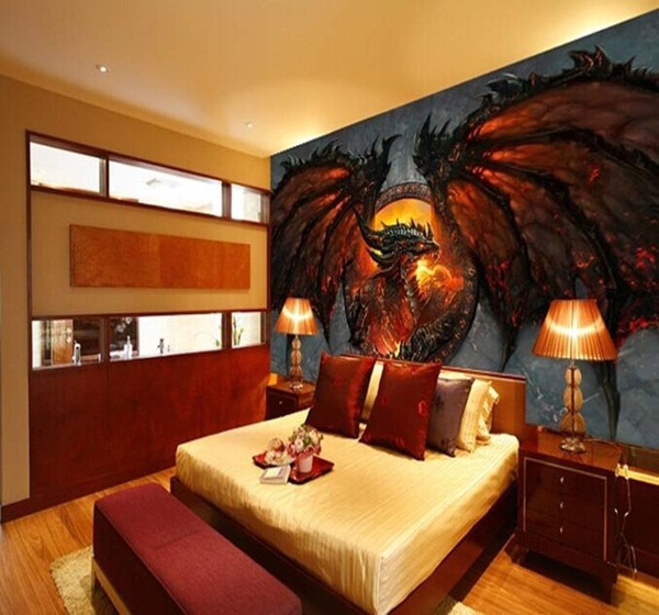Unique Wall Art Ideas to Make Your Home Alive (38)