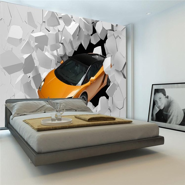 Unique Wall Art Ideas to Make Your Home Alive (40)