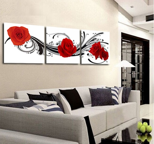 Unique Wall Art Ideas to Make Your Home Alive (60)