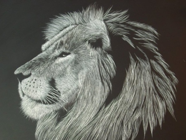 Absolutely Brilliant Scratch Art Ideas (52)