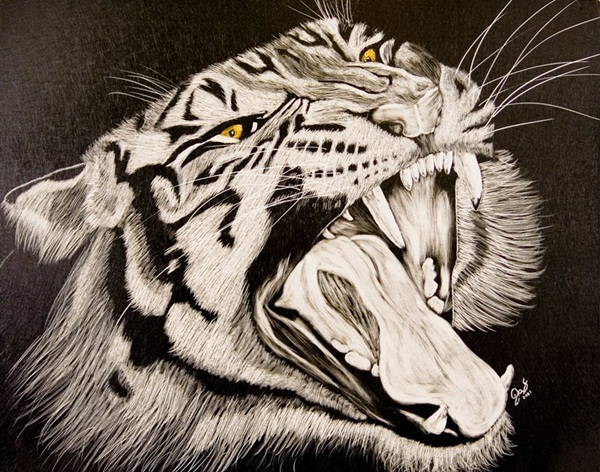Absolutely Brilliant Scratch Art Ideas (66)