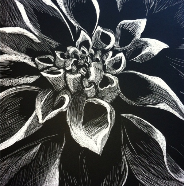 Absolutely Brilliant Scratch Art Ideas (70)