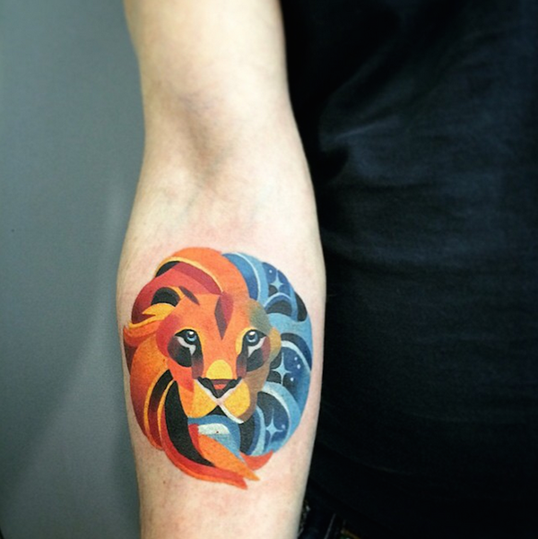Artistic Galaxy Inspired Tattoo Designs (2)