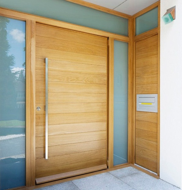 Brilliant Entrance Door Design Suggestions (2)