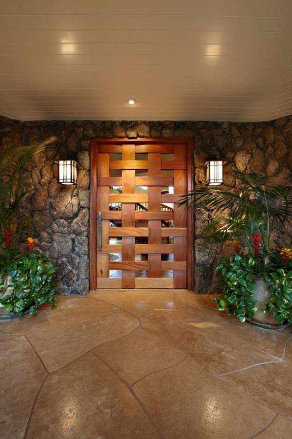 Brilliant Entrance Door Design Suggestions (4)