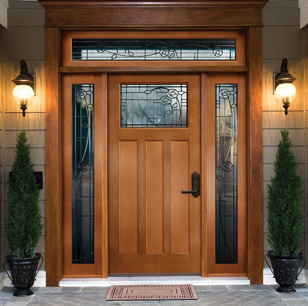 Brilliant Entrance Door Design Suggestions (5)