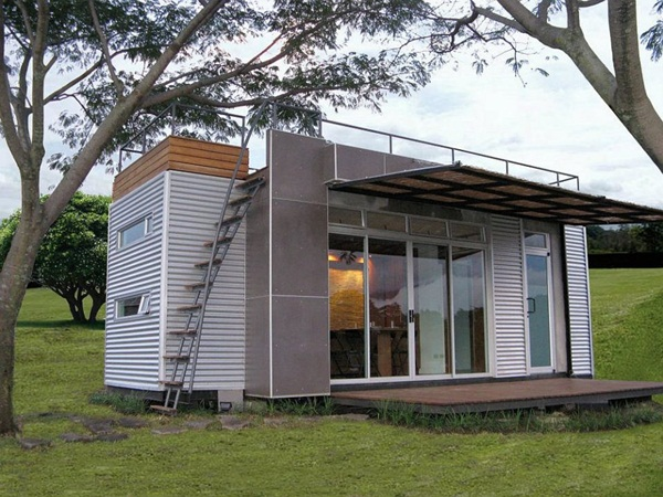 Impossibly Amazing Shipping Container Home Ideas (10)