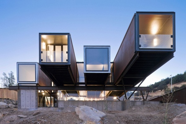 Impossibly Amazing Shipping Container Home Ideas (11)