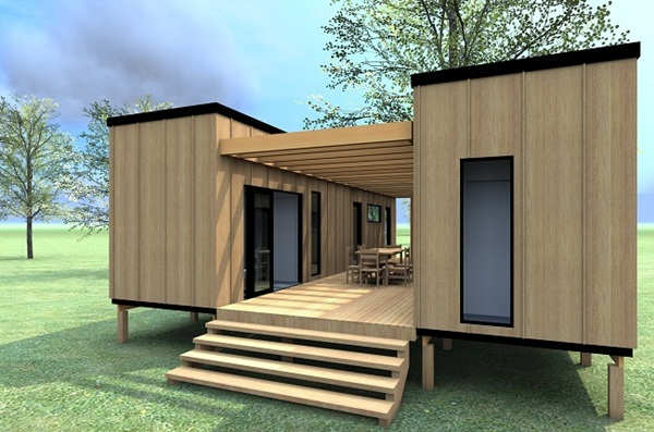 Impossibly Amazing Shipping Container Home Ideas (13)