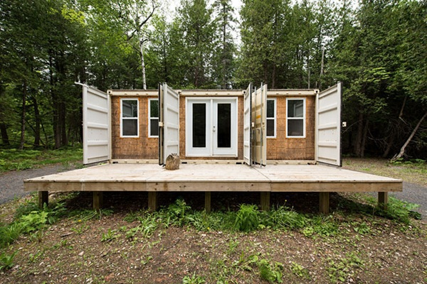 Impossibly Amazing Shipping Container Home Ideas (16)