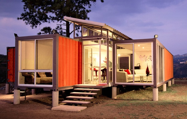 Impossibly Amazing Shipping Container Home Ideas (27)