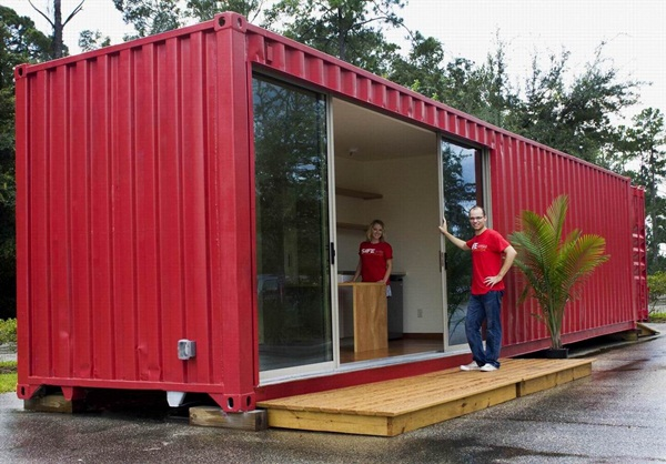 Impossibly Amazing Shipping Container Home Ideas (35)