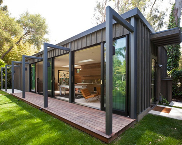 Impossibly Amazing Shipping Container Home Ideas (9)