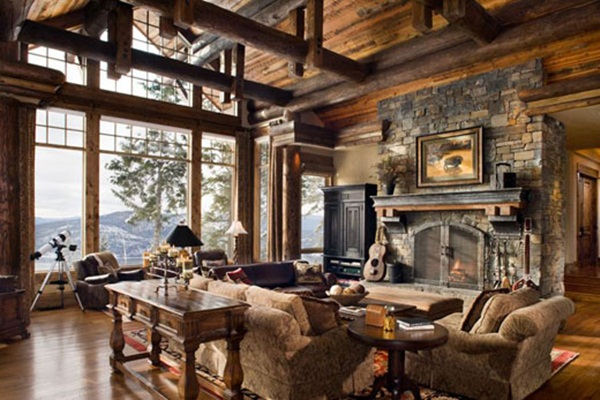 Lovely Rustic Decoration Ideas (1)