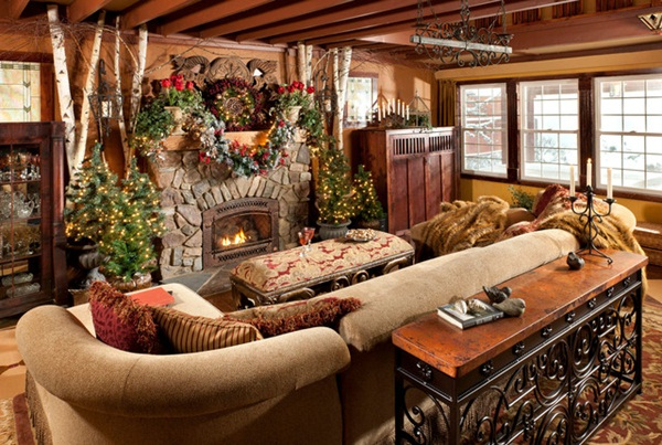 Lovely Rustic Decoration Ideas (66)