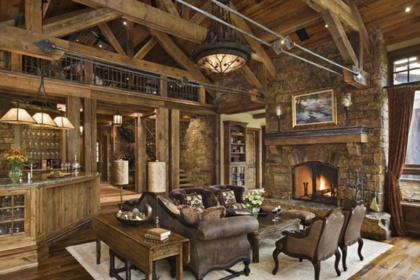 Lovely Rustic Decoration Ideas (70)