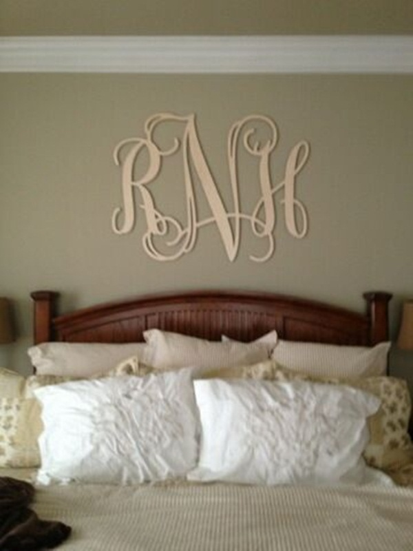 Wall Decoration Above Bed : Over the bed wall decoration ideas