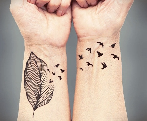 Tattoos even your Parent Would Allow you with (9)